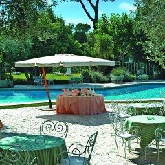 Отель Grand Hotel Villa Fiorio Италия, Гроттаферрата - отзывы, цены и фото номеров - забронировать отель Grand Hotel Villa Fiorio онлайн питание