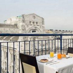 Отель Aosta Италия, Милан - 3 отзыва об отеле, цены и фото номеров - забронировать отель Aosta онлайн балкон