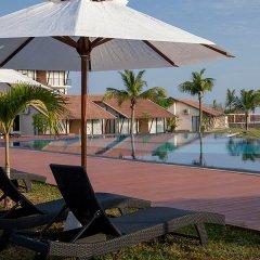 Отель The Calm Resort & Spa фитнесс-зал