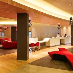 Отель ibis London Euston Station - St Pancras International спа