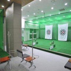 Hotel The Mark Haeundae фитнесс-зал фото 2