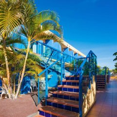 Отель Blue Sea Jandia Luz Apartamentos пляж