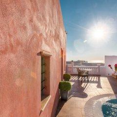 Отель Tramonto Secret Villas Греция, Остров Санторини - отзывы, цены и фото номеров - забронировать отель Tramonto Secret Villas онлайн бассейн фото 3