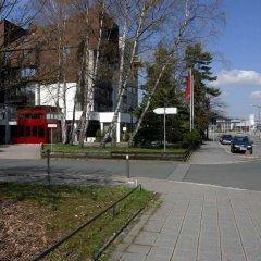 ARVENA Messe Hotel парковка
