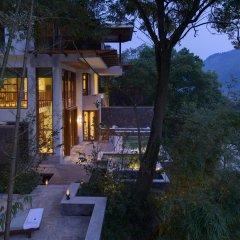 Отель Bolian Resorts & SPA Chongqing балкон