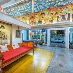 Silom Art Hostel Бангкок интерьер отеля фото 2