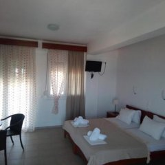 Отель Anastasia Studios Греция, Ханиотис - отзывы, цены и фото номеров - забронировать отель Anastasia Studios онлайн комната для гостей фото 5