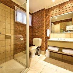 Отель Central Yarrawonga Motor Inn ванная
