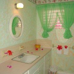 Отель PinkHibiscus Guest House ванная