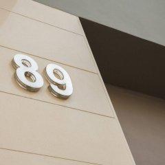 Отель B&B Habitaciones Barra89 сейф в номере