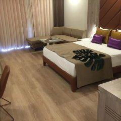 Отель Delphin BE Grand Resort комната для гостей фото 4