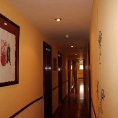 Отель Santander Antiguo Испания, Сантандер - отзывы, цены и фото номеров - забронировать отель Santander Antiguo онлайн интерьер отеля