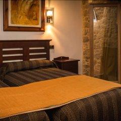Hotel El Castell Вальдерробрес комната для гостей фото 4