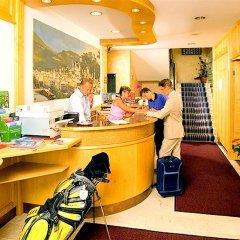 Hotel Drei Kreuz Зальцбург интерьер отеля фото 3
