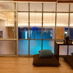 Отель Blu Cabin Ari Stylish Gay Poshtel интерьер отеля