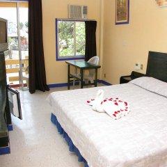 Hotel Zihuatanejo Centro комната для гостей фото 2