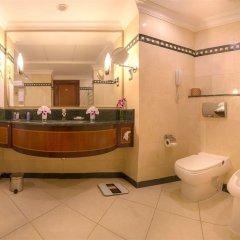 Отель CORNICHE Абу-Даби ванная