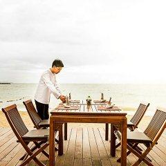 Отель Dor-Shada Resort By The Sea На Чом Тхиан приотельная территория фото 2