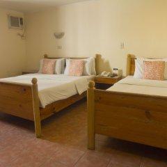 Отель Nichols Airport Hotel Филиппины, Паранак - отзывы, цены и фото номеров - забронировать отель Nichols Airport Hotel онлайн комната для гостей фото 4