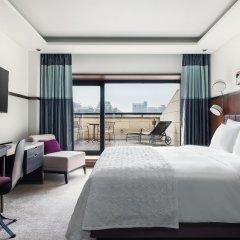 Отель The Ritz-Carlton, Seoul комната для гостей