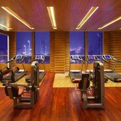 Отель Grand Hyatt Guangzhou Гуанчжоу фитнесс-зал фото 3