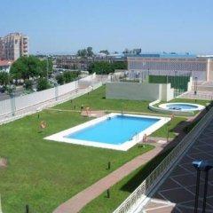 Отель Lux Sevilla Palacio Испания, Севилья - отзывы, цены и фото номеров - забронировать отель Lux Sevilla Palacio онлайн балкон