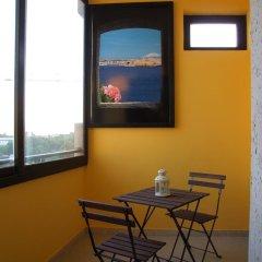 Отель B&B Neapolis Сиракуза балкон