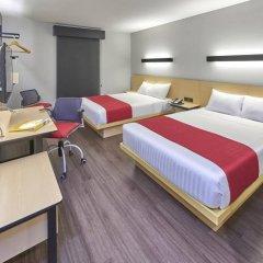 Отель City Express Tlalpan Мексика, Мехико - отзывы, цены и фото номеров - забронировать отель City Express Tlalpan онлайн комната для гостей фото 4