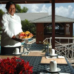 Отель Spring House Bequia гостиничный бар