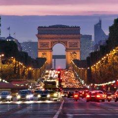 Отель Palais Des Congres Париж городской автобус