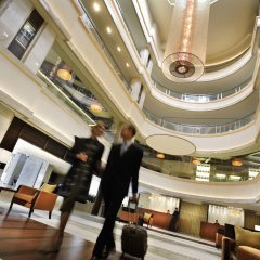 Отель InterContinental Hanoi Westlake интерьер отеля