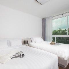 Отель The WIDE Condotel - Phuket Семейный люкс с различными типами кроватей фото 2