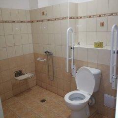Hotel Zannam Брно ванная