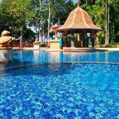 Отель Crown Lanta Resort & Spa Ланта с домашними животными