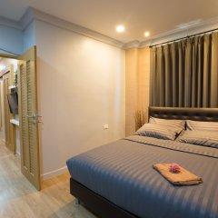 Pama House Boutique Hostel Бангкок комната для гостей фото 2
