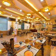 A Tran Boutique Hotel Хойан питание