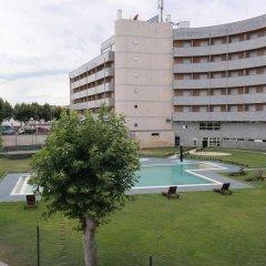Grande Hotel Dom Dinis бассейн