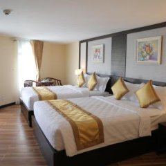 Hoang Minh Chau Ba Trieu Hotel Далат фото 6