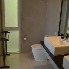 Апартаменты Coconut Bay Penthouse Apartment Ланта ванная