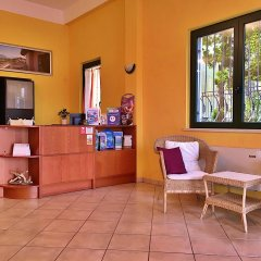 Отель Residence Bellavista Манерба-дель-Гарда интерьер отеля фото 2