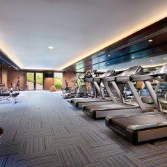 Отель Hyatt Regency Phuket Resort Таиланд, Камала Бич - 1 отзыв об отеле, цены и фото номеров - забронировать отель Hyatt Regency Phuket Resort онлайн фитнесс-зал фото 4