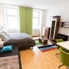 Отель CheckVienna Knöllgasse Австрия, Вена - отзывы, цены и фото номеров - забронировать отель CheckVienna Knöllgasse онлайн комната для гостей фото 5