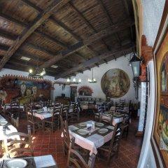Отель Parador St Cruz Креэль питание фото 2