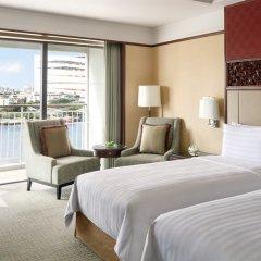 Отель Shangri-la Бангкок комната для гостей фото 2