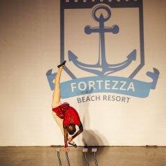 Fortezza Beach Resort Турция, Мармарис - отзывы, цены и фото номеров - забронировать отель Fortezza Beach Resort онлайн удобства в номере