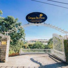 Отель Dalat Terrasse Des Roses Villa Далат спортивное сооружение