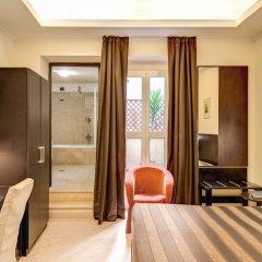 Отель San Marco Рим сейф в номере