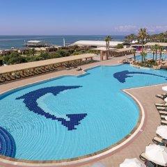 Maritim Pine Beach Resort Турция, Белек - отзывы, цены и фото номеров - забронировать отель Maritim Pine Beach Resort онлайн бассейн