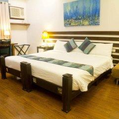 Отель Soffia Boracay Филиппины, остров Боракай - отзывы, цены и фото номеров - забронировать отель Soffia Boracay онлайн комната для гостей фото 4