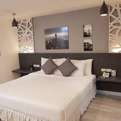 Отель The Mini R Ratchada Hotel Таиланд, Бангкок - отзывы, цены и фото номеров - забронировать отель The Mini R Ratchada Hotel онлайн комната для гостей